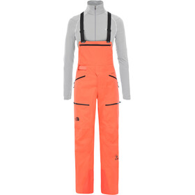 The North Face Purist Bib Pants Dame Radiant Orange